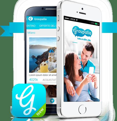 groupalia app