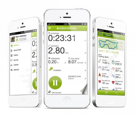 endomondo - mejores apps para hacer deporte