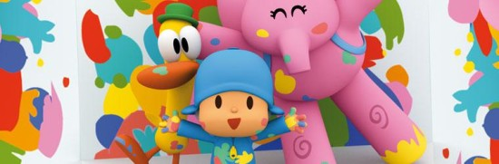 manualidades y actividades infantiles de Pocoyó