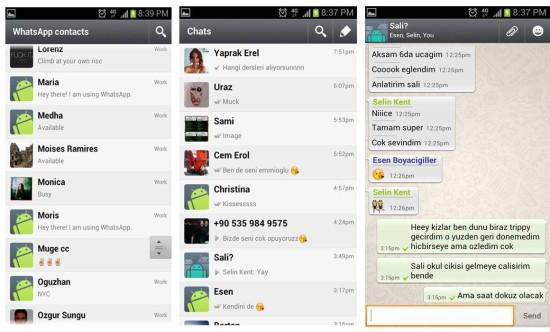 Como hacer un copia de seguridad de tus chats de whatsApp