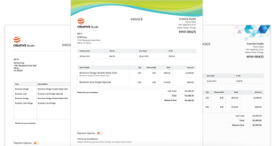 Como hacer una factura - Plantillas de facturas