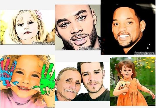 1 mejores paginas web para hacer caricaturas con tus fotos
