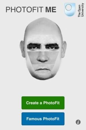 retrato robot online - PhotoFit