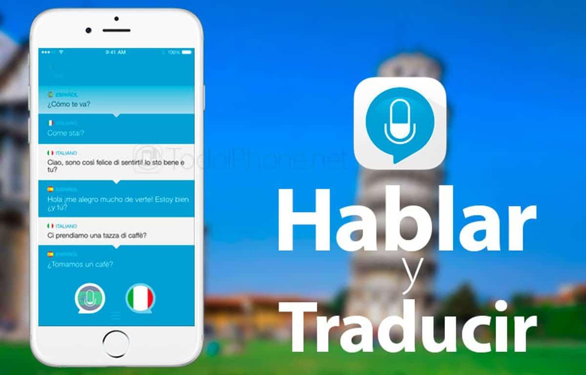 mejores apps para traducir en iphone
