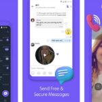 mejores apps de videochat gratis - Viber Messsenger