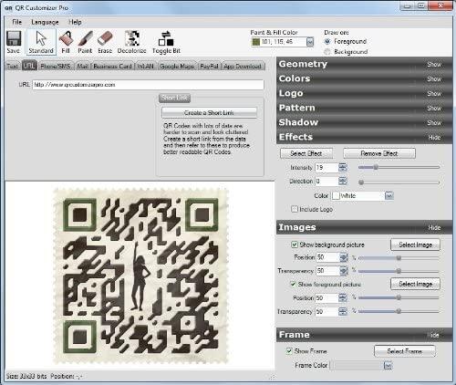 QR Customizer Pro generador codigos qr