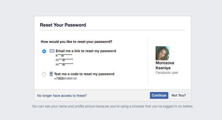 como buscar a alguien en facebook