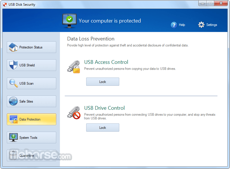 USB Disk Security - mejor software para reparar usb