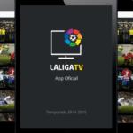 mejor app para ver futbol online gratis - la liga tv