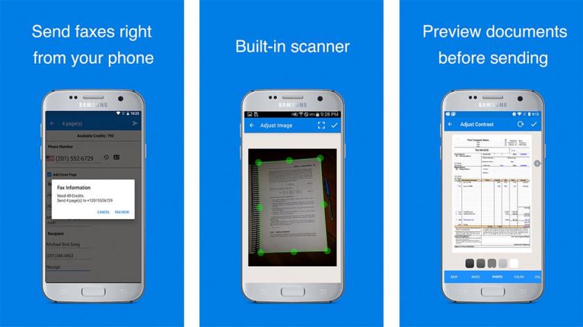 Easy Fax - las mejores aplicaciones de fax para Android
