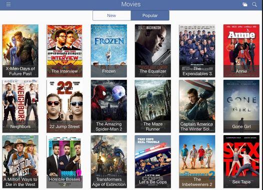 playbox hd streaming y descarga de películas para android