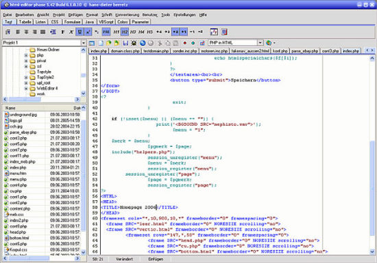 mejores editores web html gratis