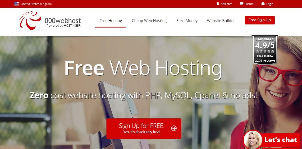 000webhost-servicios-de-alojamiento-de-wordpress-libre