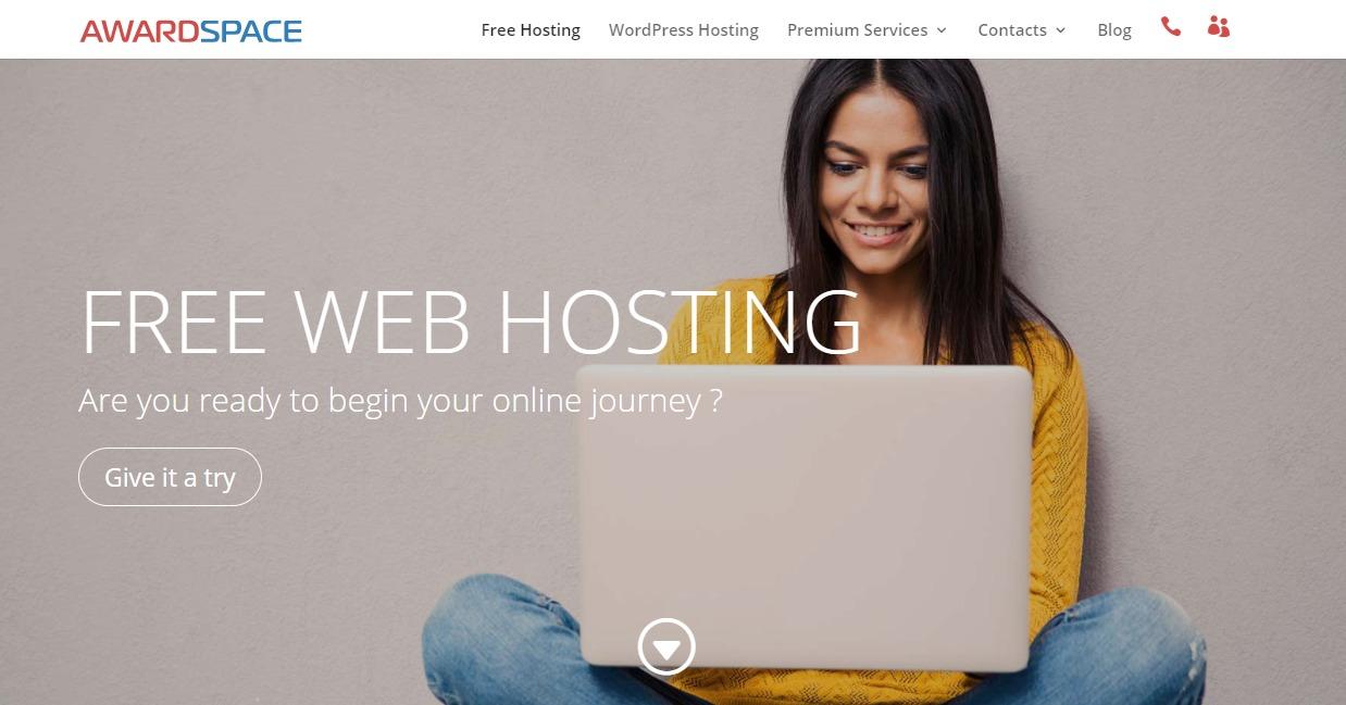 awardspace-wordpress-servicios-de-alojamiento-libre