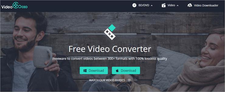 Videosolo Video Converter