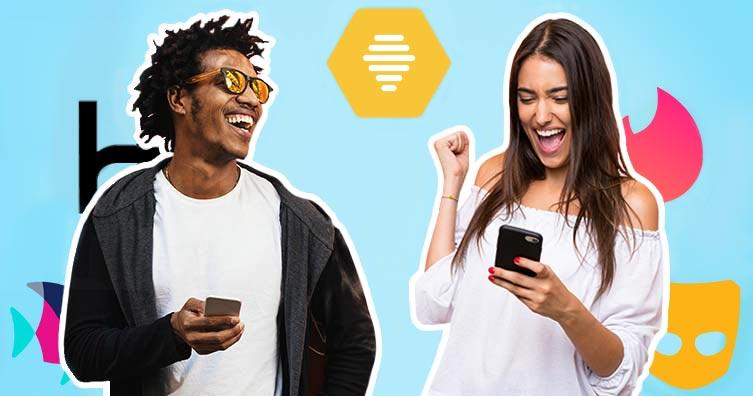 Mejores redes sociales para conocer gente