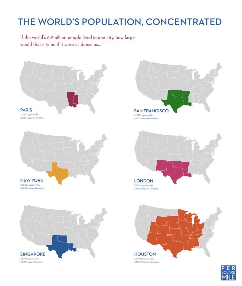 la población mundial concentrada 40 mapas que te ayudarán a entender el mundo