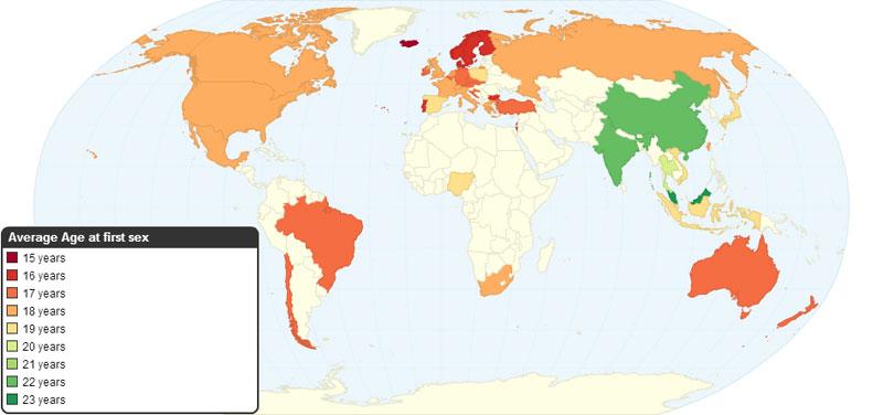 mapa de la vegetación en la tierra 40 mapas que le ayudarán a entender el mundo
