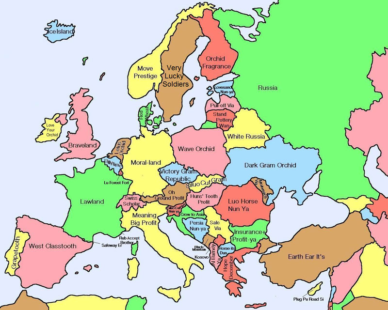 mapa literal de europa por nombre chino 40 mapas que le ayudarán a entender el mundo