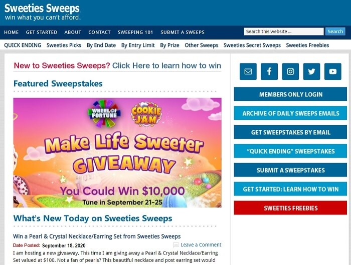bot de sorteos gratis