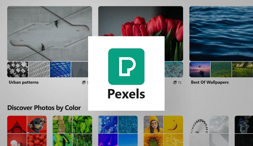 Imágenes de Pexels para la web