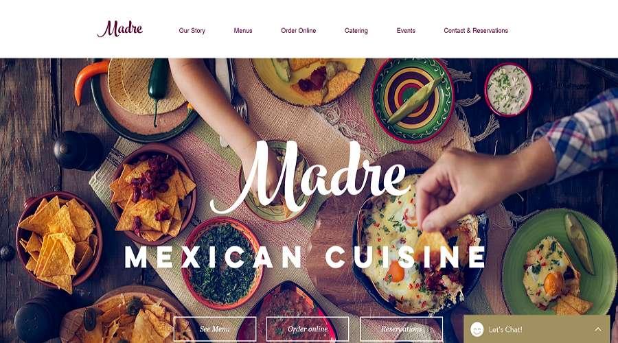 Plantilla HTML/CSS gratuita - Madve