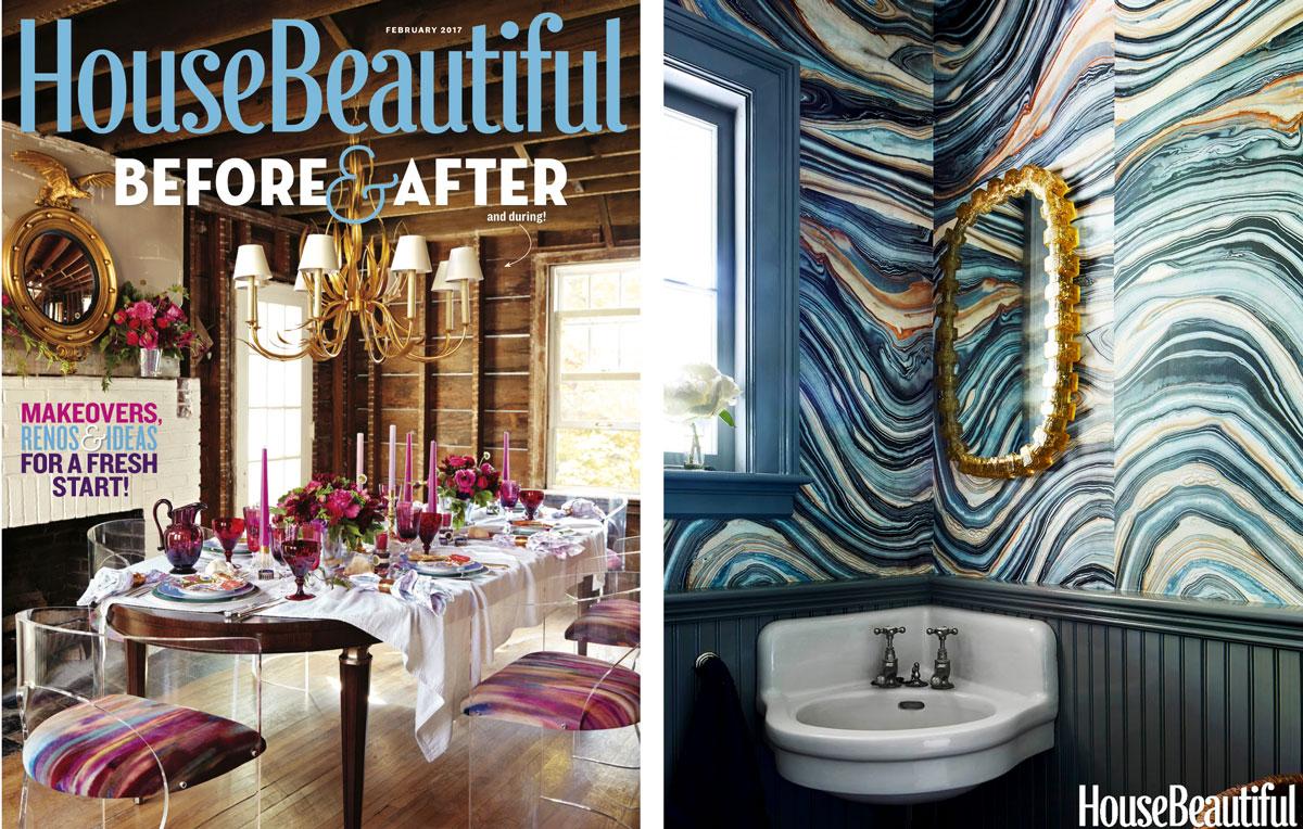 10 mejores revistas de diseño de interiores del Reino Unido House Beautiful.