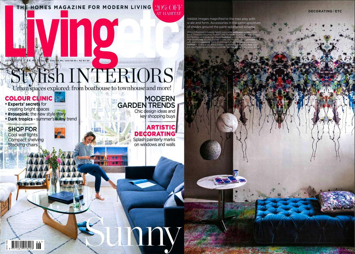 10 mejores revistas de diseño de interiores del Reino Unido Living Etc.
