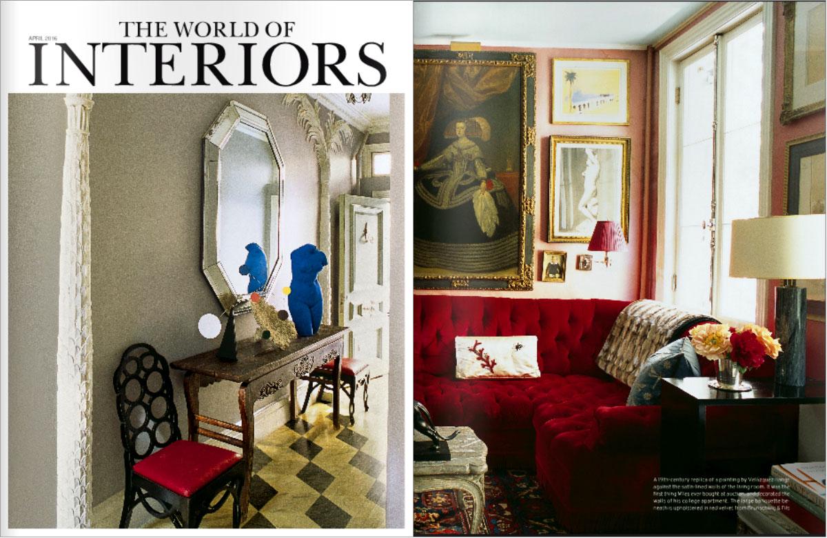 10 mejores revistas de diseño de interiores del Reino Unido El mundo de los interiores.