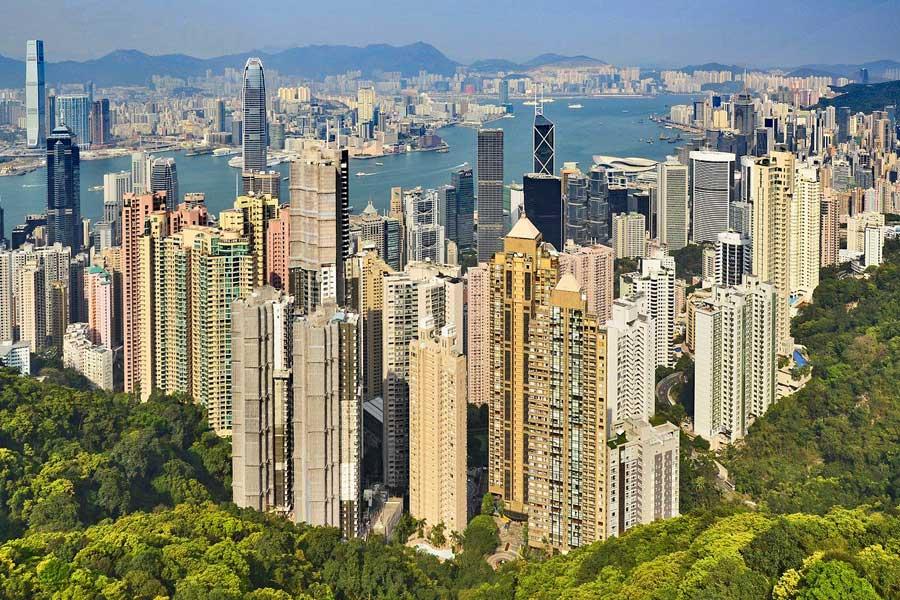 Visita virtual de ciudades, Hong Kong