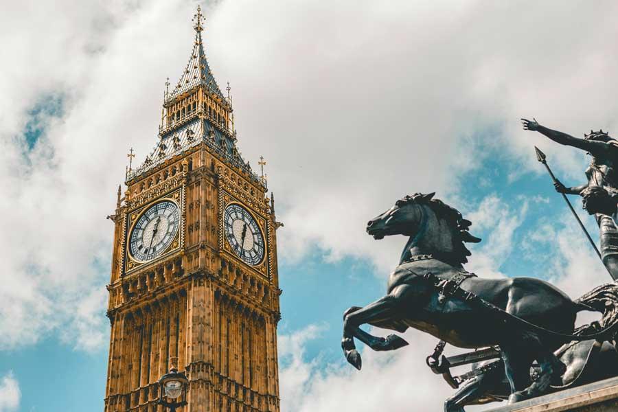 Visita virtual de ciudades, Londres Inglaterra, Reino Unido