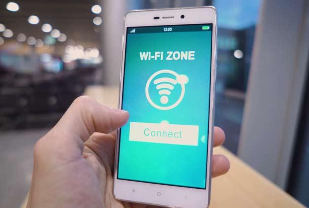 Utiliza tu teléfono como punto de acceso a Internet gratuito
