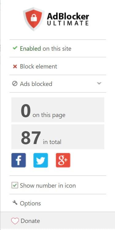bloqueadores de publicidad gratuitos