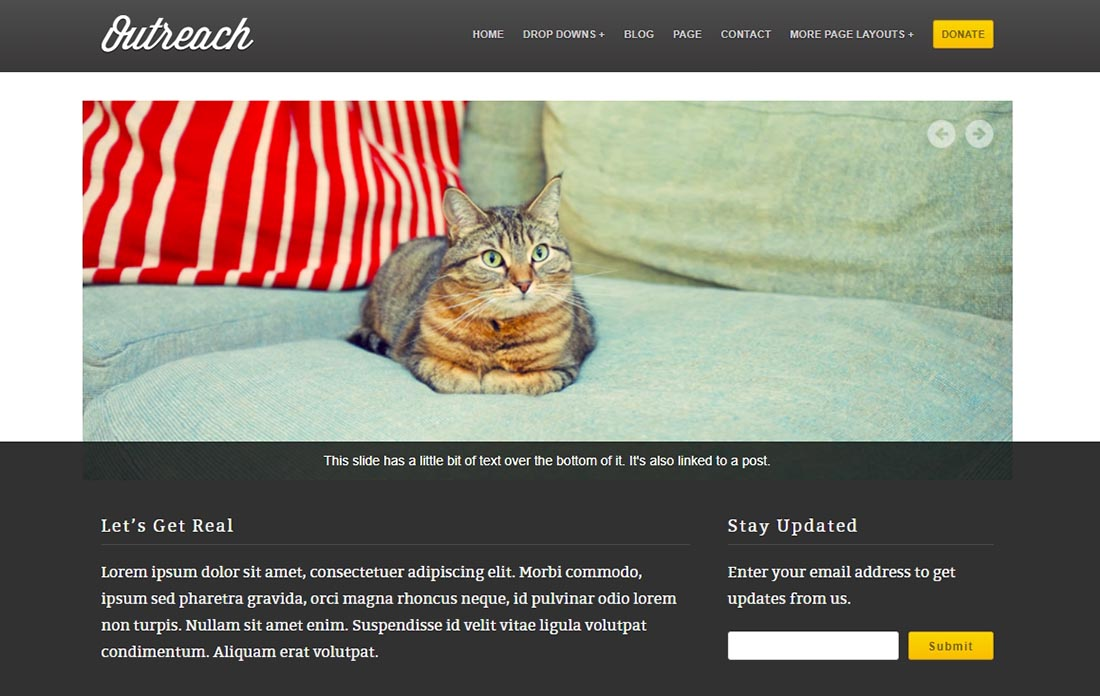 Design Crumbs _ Theme_ Outreach-HTML PHP template for web designers