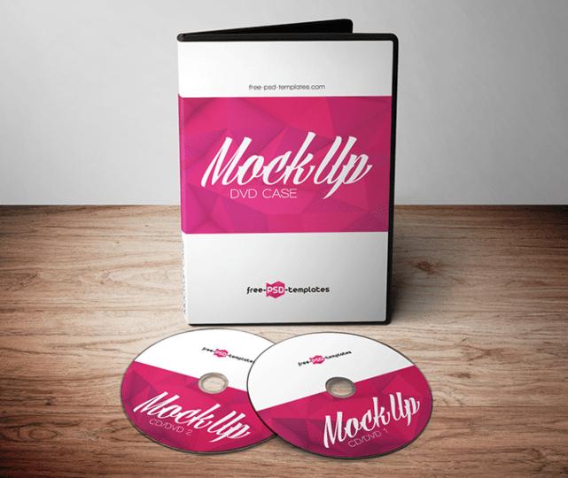 3 DVD MOCK-UPS GRATUITOS EN PSD