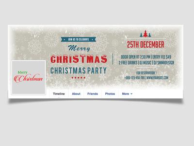 Cronología gratuita de Navidad en Facebook
