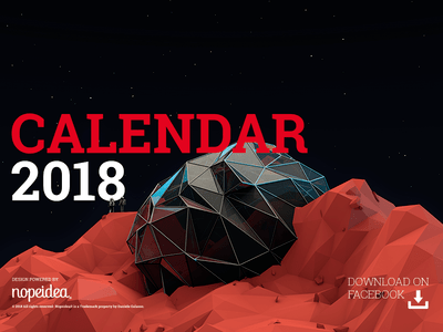 Calendario 2018 PDF
