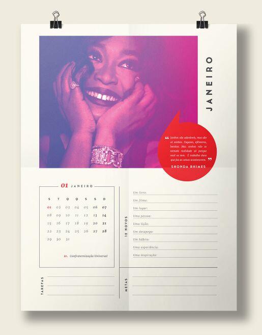 Calendario imprimible gratuito 2018