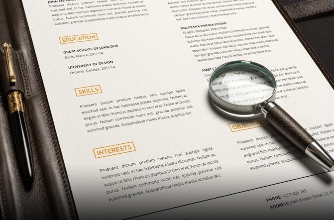 Currículum GRATUITO + Carta de presentación