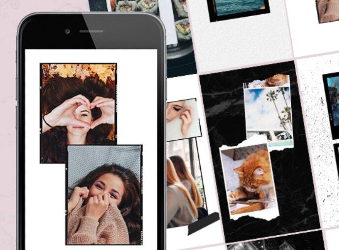 Instagram Stories Plantillas Redes sociales