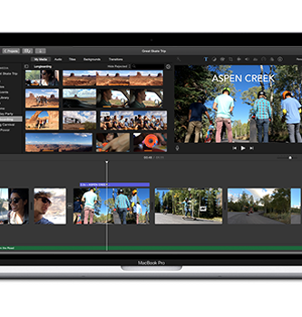 mejores editores de video para mac