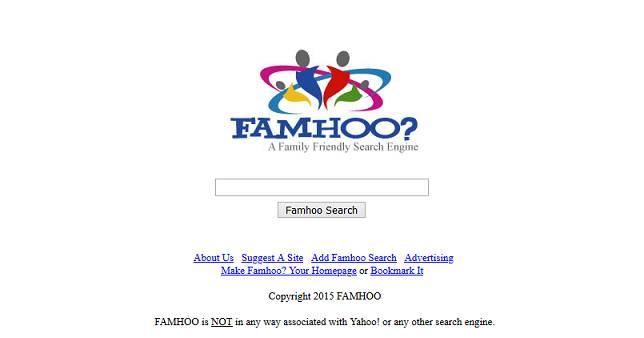 Sitio web de Famhoo
