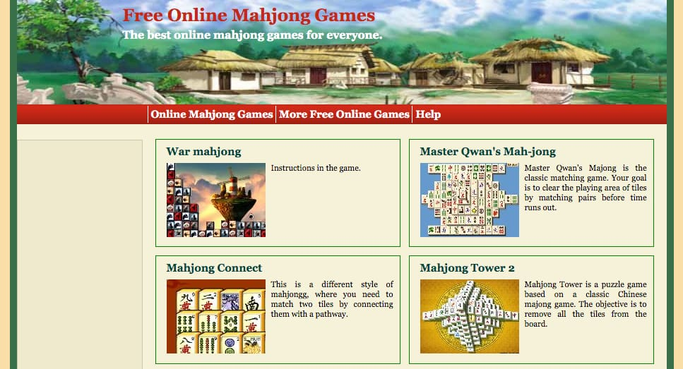 juegos de mahjong en línea gratis