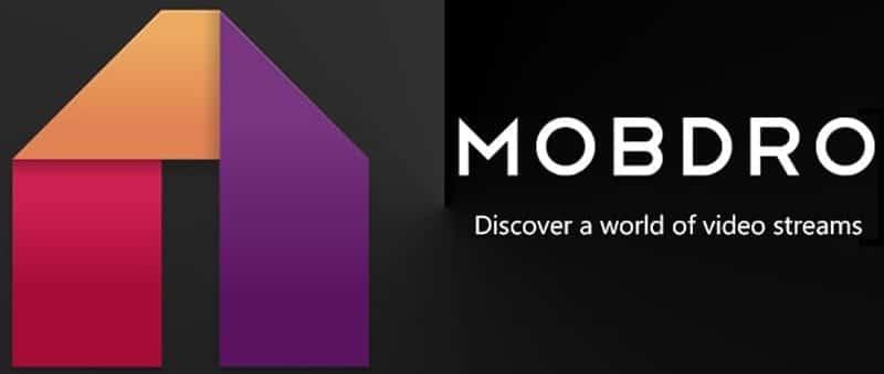 Aplicación Mobdro