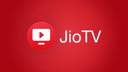 Aplicación JIO TV