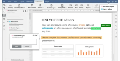 alternativas a Microsoft Office más utilizadas para Linux
