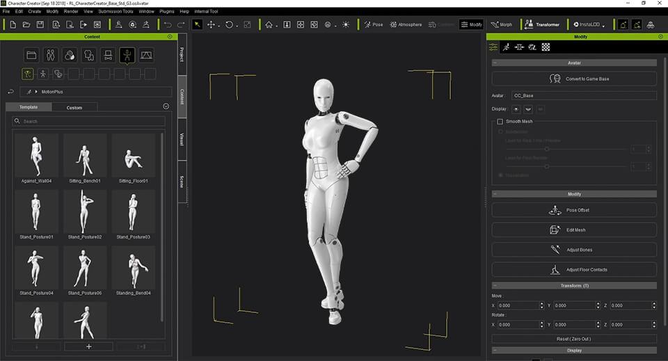 software de gráficos gratuito daz 3D
