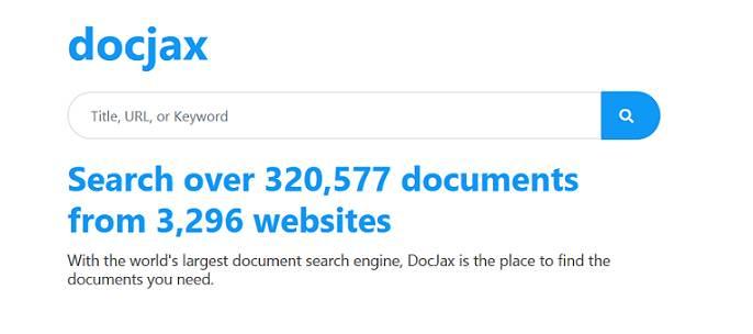 Sitio web de Docjax
