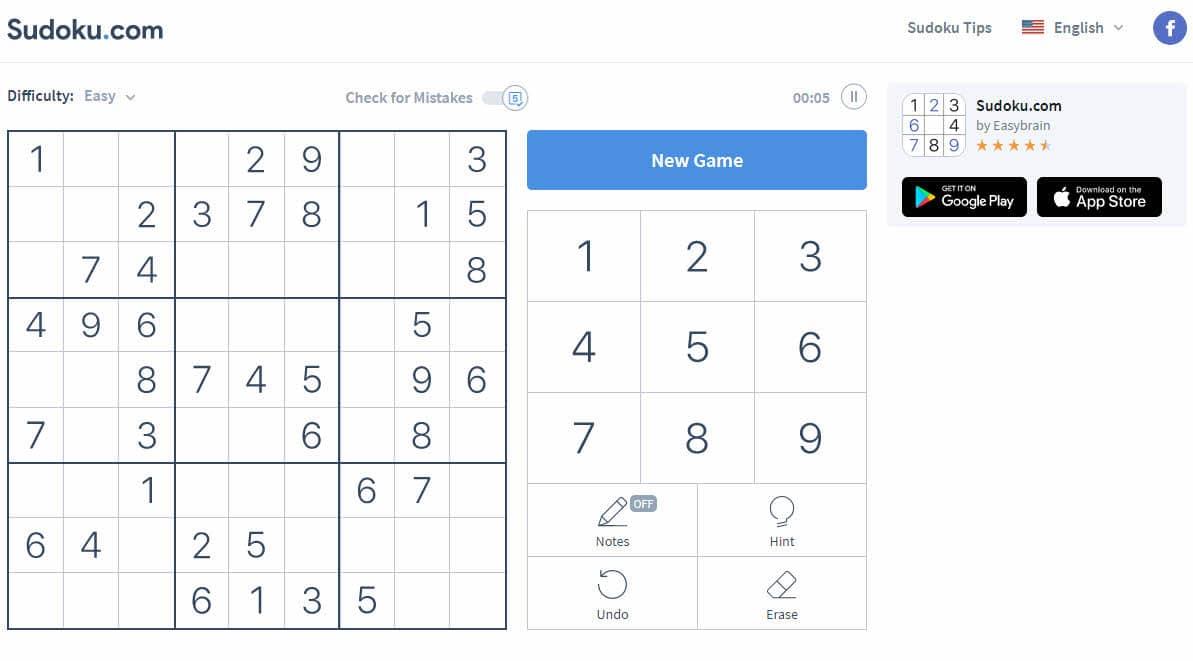 sudoku com