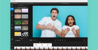 editor video online flixier